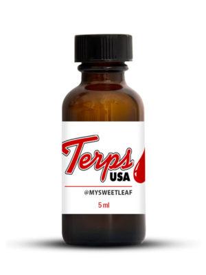 Terpenes – @MySweetLeaf
