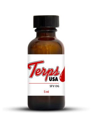 Terpenes – SFV OG
