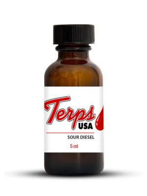 Terpenes – Sour Diesel